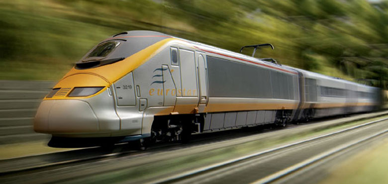 Travelling by Eurostar - let us take you there